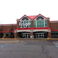 Photo taken at Kroger by Tom B. on 5/6/2013