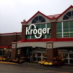 Photo taken at Kroger by Tom B. on 10/2/2013