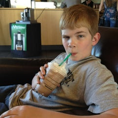 Photo taken at Starbucks by Stacy B. on 3/4/2013