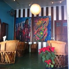 Photo taken at La Paloma by TRIPULANTE G. on 12/20/2012