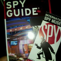 Photo taken at International Spy Museum by Ayanna J. on 2/16/2013
