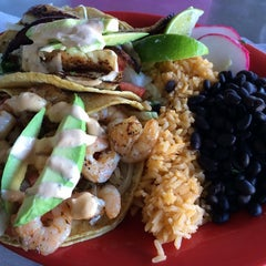 Photo taken at LuLu's Taqueria by Kitty B. on 9/27/2014