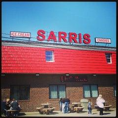 Photo taken at Sarris Candies by Chris K. on 3/10/2013