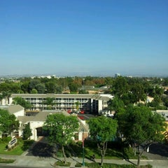 Photo taken at DoubleTree Suites by Hilton Hotel Anaheim Resort - Convention Center by Adora H. on 10/19/2012