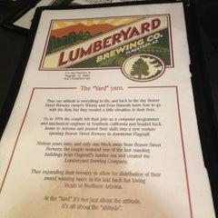 Photo taken at Lumberyard Brewing Co. by Kerry B. on 7/28/2013