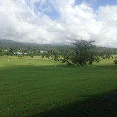 Photo taken at Faleata Golf Course by Gus C. on 6/8/2013