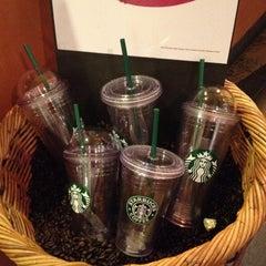 Photo taken at Starbucks by Debora M. on 10/11/2012