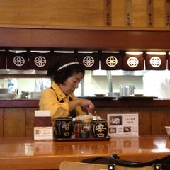 Photo taken at とんかつ まい泉 青山本店 by Susan L. on 10/7/2012