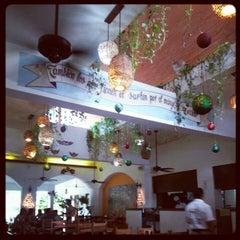 Photo taken at La Choza Cozumel by Doreen B. on 1/25/2013