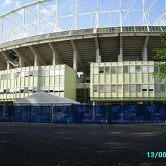 Photo taken at Ernst Happel Stadion by Achalek on 10/1/2011