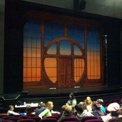 Photo taken at Booth Tarkington Civic Theatre by Anton S. on 12/7/2011