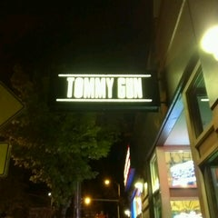 Photo taken at Tommy Gun by Sasinla S. on 5/1/2014