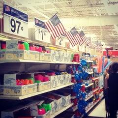 Photo taken at Walmart Supercenter by Julie M. on 5/22/2013