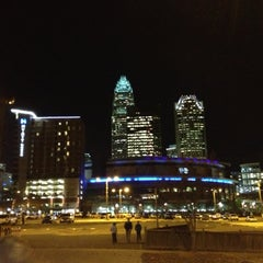 Photo taken at Time Warner Cable Arena by Andy J. on 12/3/2012