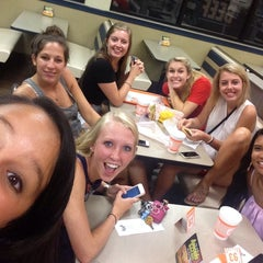 Photo taken at Whataburger by Monica K. on 8/15/2013