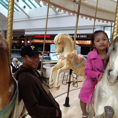 Photo taken at The Carousel @ Carousel Center by Chacha on 6/8/2013