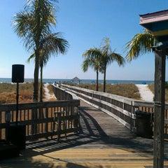 Photo taken at Jimmy B's Beach Bar by Jeff M. on 11/18/2012