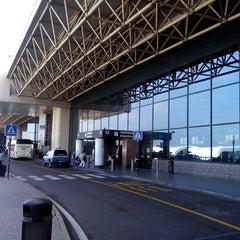 """Photo taken at Aeroporto di Milano Malpensa """"Città di Milano"""" (MXP) by pippoburro on 6/28/2013"""