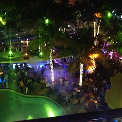 Photo taken at Clevelander by Andrew S. on 3/22/2013