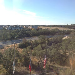 Photo taken at Staybridge Suites San Antonio Sea World by SR . on 12/22/2013