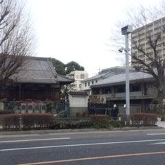 Photo taken at 円徳寺 by asami🌴 . on 2/9/2015