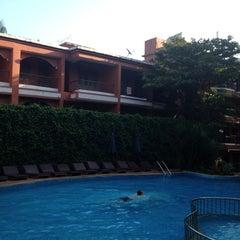 Photo taken at Hotel Baga Marina by Andrey R. on 11/25/2012