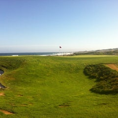 Photo taken at The Inn at Spanish Bay by Max S. on 5/30/2013