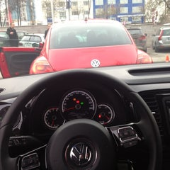 Photo taken at Doğuş Oto by gozde nur y. on 12/16/2012