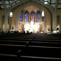 Photo taken at St. Viator Parish by Colm H. on 6/7/2014