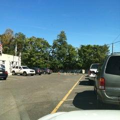 Photo taken at NJ DMV Inspection Station by Jessica I. on 10/1/2012
