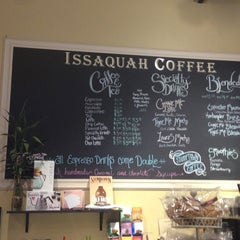 Photo taken at Issaquah Coffee Company by Vanessa G. on 4/20/2013