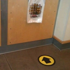 Photo taken at Which Wich Superior Sandwiches by Kyle O. on 1/19/2013