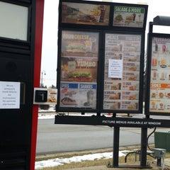 Photo taken at Burger King® by Dorre Z. on 1/29/2015