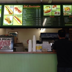Photo taken at Joyce's Submarine Sandwiches by Will T. on 7/3/2014