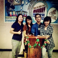 Photo taken at International Business Administration (IBA) by mario p. on 12/8/2012