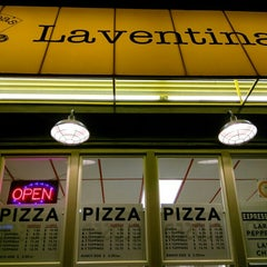 Photo taken at Laventina's Big Cheese Pizza by Sahar A. on 9/12/2015