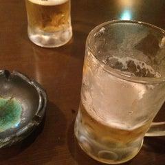 Photo taken at 居酒屋 踵 by 若林 on 5/22/2015