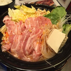 Photo taken at WATAMI Japanese Casual Restaurant by Jun W. on 10/12/2015