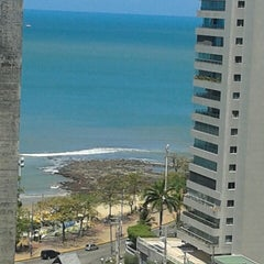 Photo taken at Spazzio Hotel Residence Fortaleza by Ronaldo G. on 12/1/2013