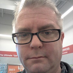 Photo taken at OfficeMax by Stephen S. on 3/4/2013