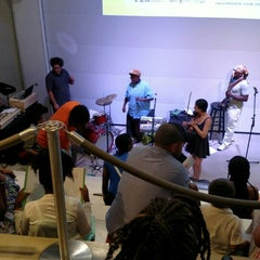 Photo taken at BRIC House by Ron K. on 8/22/2015