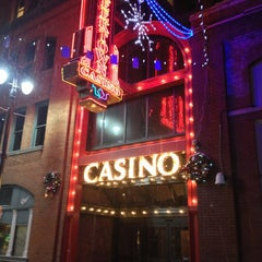 Photo taken at Greektown Casino-Hotel by Anthony C. on 2/11/2013