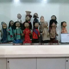 Photo taken at Museum Wayang by Widhyanua S. on 8/24/2014