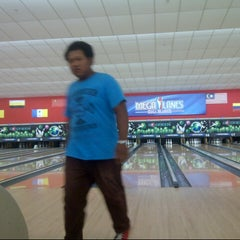 Photo taken at Mega Lanes by Amirul A. on 4/12/2013