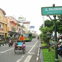 Photo taken at Jalan Mataram by Dian S. on 3/16/2013