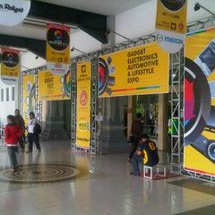 Photo taken at Jogja Expo Center (JEC) by Joanna M. on 12/1/2012