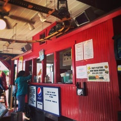 Photo taken at Lil' Ole Caboose by Rob W. on 1/19/2014