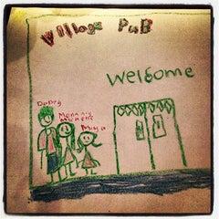 Photo taken at Village Pub Rainbow by Michelle Ann G. on 7/7/2013