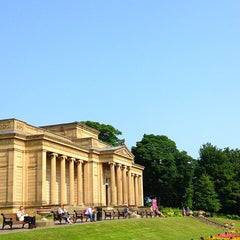 Photo taken at Weston Park Museum by Gaz a. on 7/5/2013