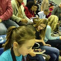Photo taken at Burton Coliseum by robert b. on 12/15/2012